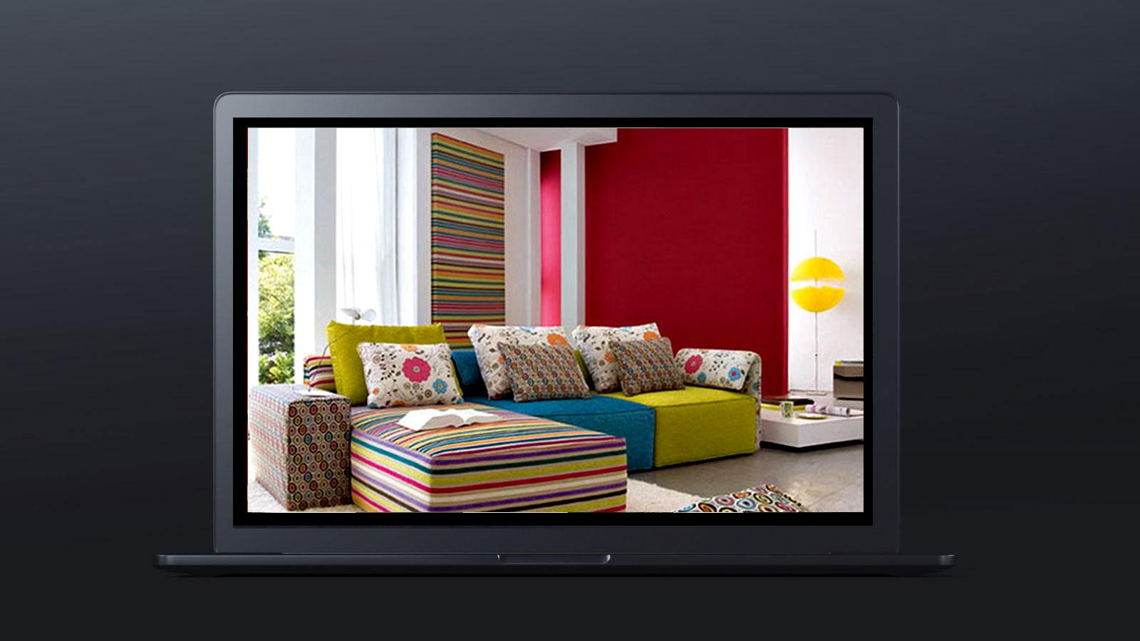 Design Color 109 - نقش رنگ و رنگ آمیزی در دکوراسیون داخلی