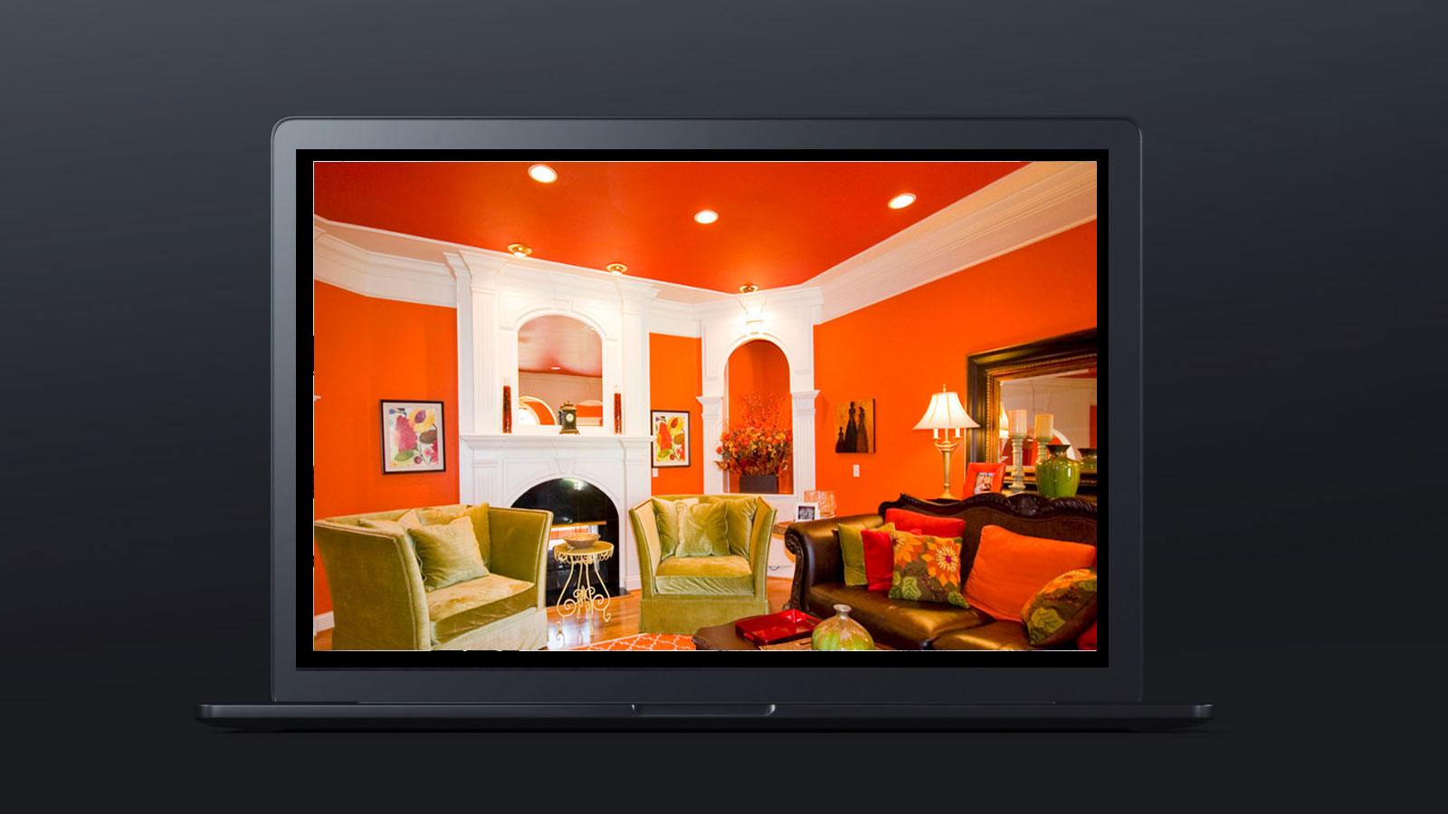 Design Color 14 - نقش رنگ و رنگ آمیزی در دکوراسیون داخلی