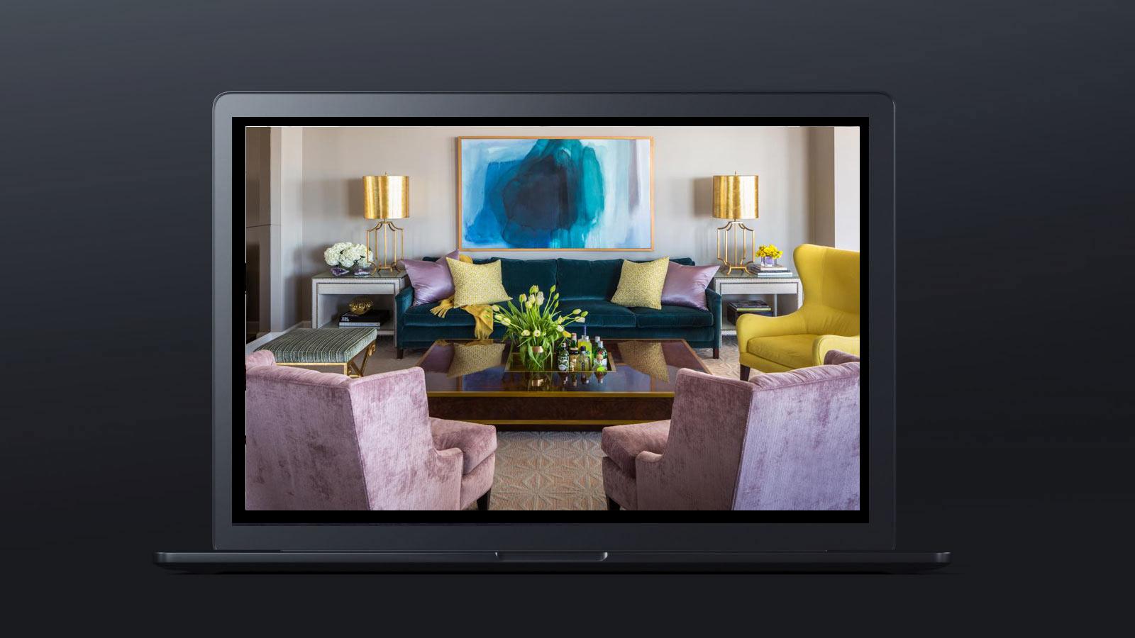 Design Color 20 - نقش رنگ و رنگ آمیزی در دکوراسیون داخلی