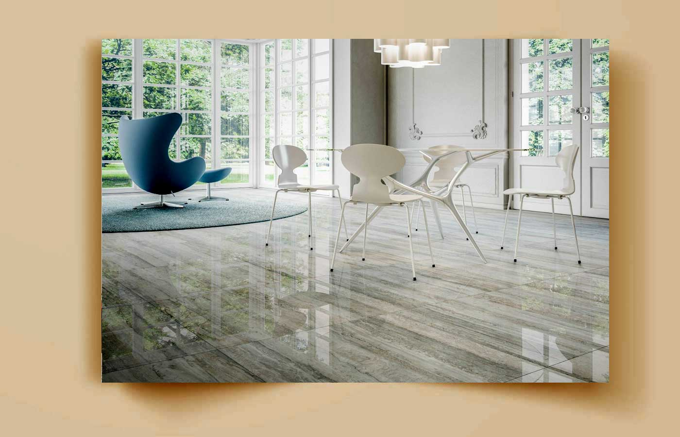 Floor Covering 09 - کف و کف پوش در طراحی داخلی