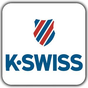 K Swiss 000 - معرق چرم