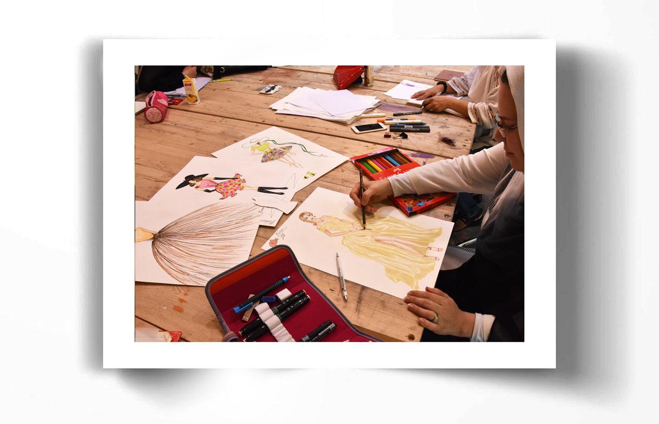 as 34a - تفاوت طراح مد و خیاط در چیست؟