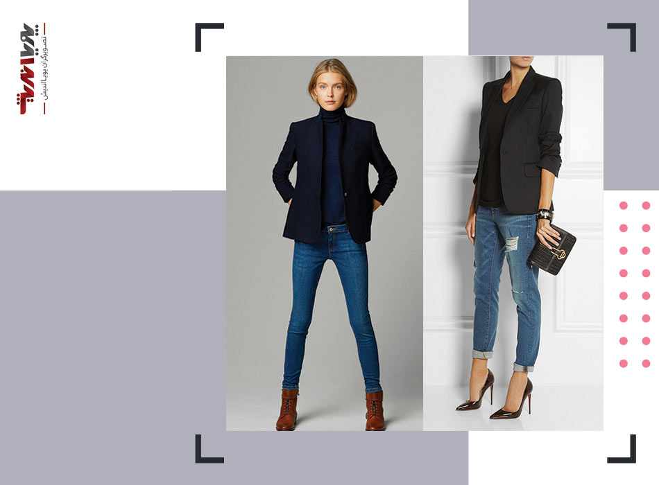 casual outfit style for women 11 - استایل اسمارت کژوال زنانه