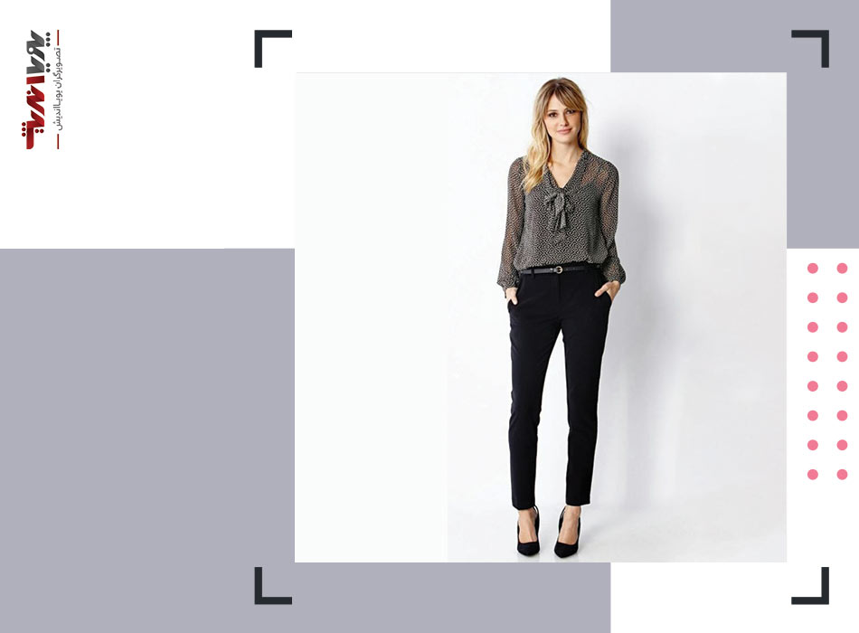 casual outfit style for women 4 - استایل اسمارت کژوال زنانه