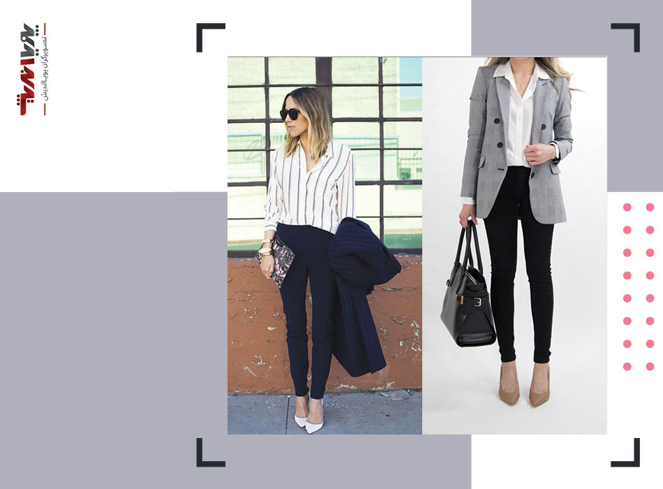casual outfit style for women 8 - استایل اسمارت کژوال زنانه