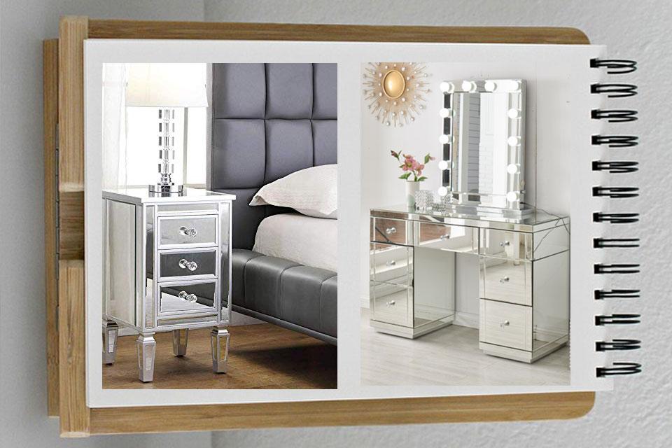 decorating mirrors 066 - آینه ها در دکوراسیون داخلی