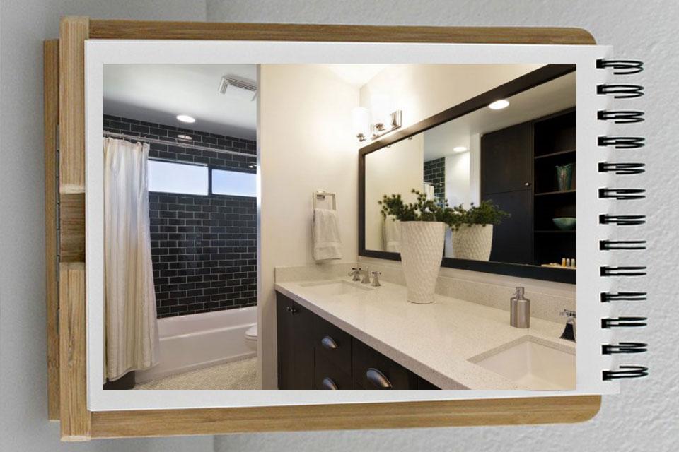 آینه در دکوراسیون داخلی8