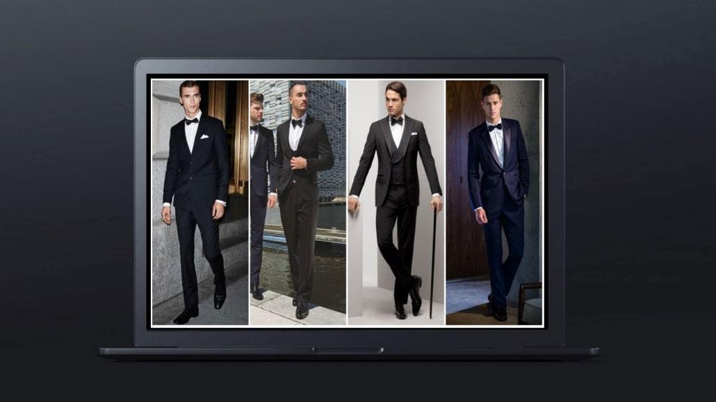 evening style for men 14 - استایل مجلسی مردانه