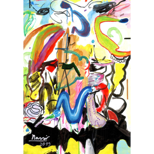 gallery news ali nasir aban 98 - گالری های هنری آبان ماه 98