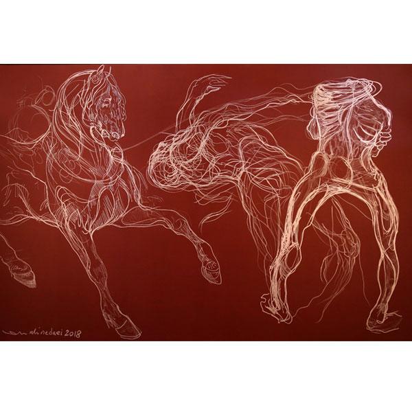 gallery news ali nedai aban 98 - گالری های هنری آبان ماه 98