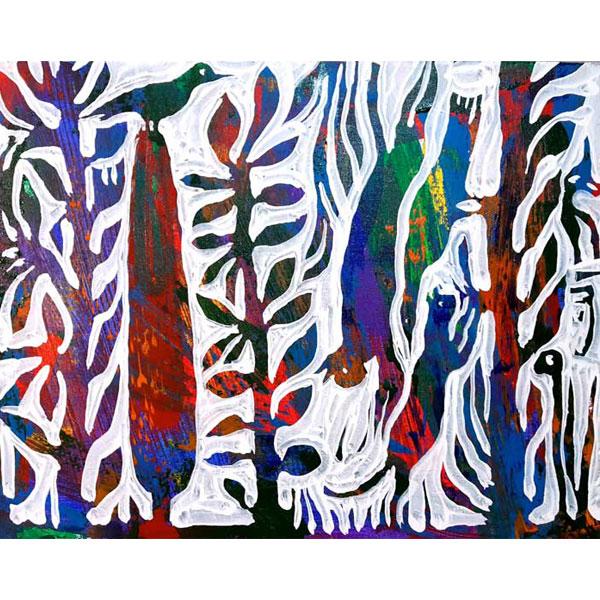 gallery news bahar ranjbar aban 98 - گالری های هنری آبان ماه 98
