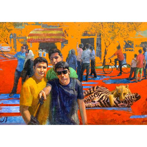gallery news farahani aban 98 - گالری های هنری آبان ماه 98