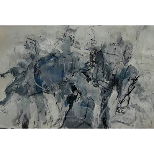 gallery news figorative aban 98 - گالری های هنری آبان ماه 98