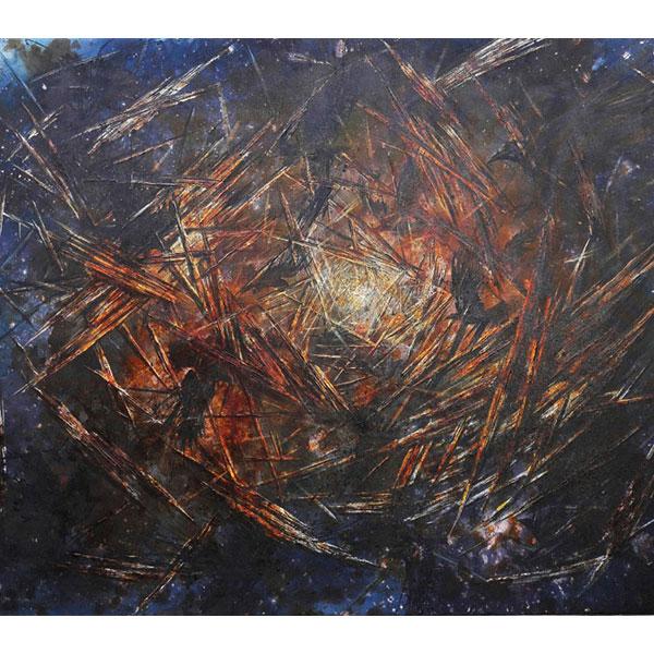 gallery news mehdi ziraki aban 98 - گالری های هنری آبان ماه 98