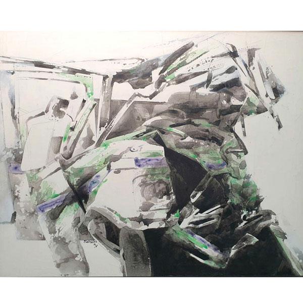 gallery news sahabi aban 98 - گالری های هنری آبان ماه 98