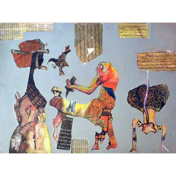gallery news sina yaghubi aban 98 - گالری های هنری آبان ماه 98