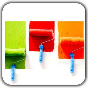 home painting2 - عناصر ارگانیک در طراحی دکوراسیون