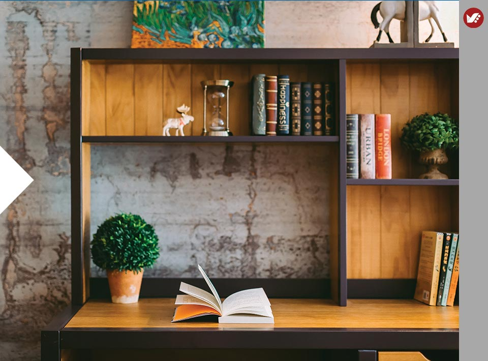 home libray design 11 - کتابخانه خانگی