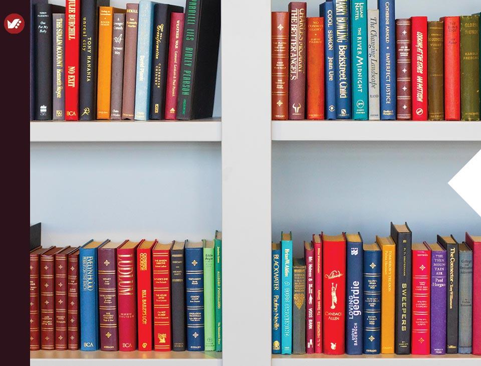 home libray design 14 - کتابخانه خانگی