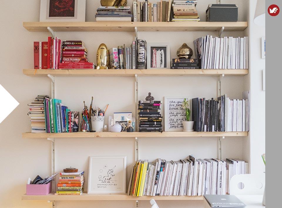 home libray design 9 - کتابخانه خانگی