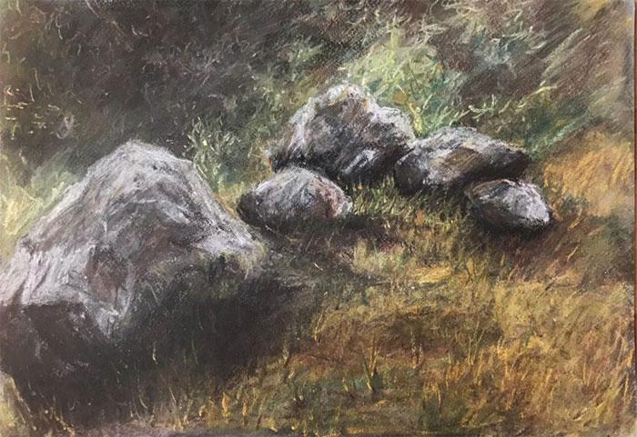ide galleryi ario farzi namayeshgah azar gallery 1 - گالری های هنری آذر ماه 98