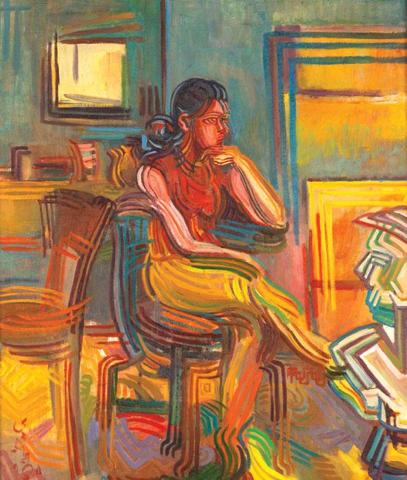 ide galleryi hadi ziai namayeshgah azar gallery 1 - گالری های هنری آذر ماه 98