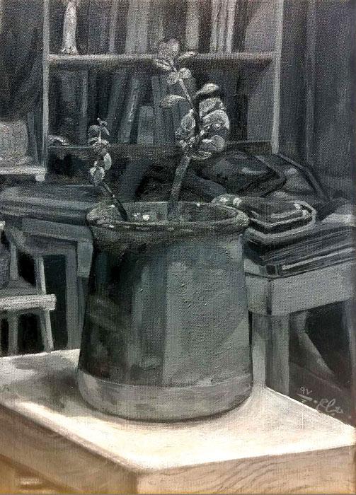 meraj pooryusefir galleryi namayeshgah azar gallery 1 - گالری های هنری آذر ماه 98