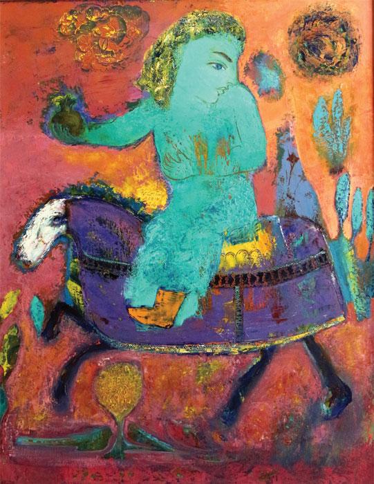 sareban art galleryi shahlaarmini namayeshgah azar gallery 1 - گالری های هنری آذر ماه 98