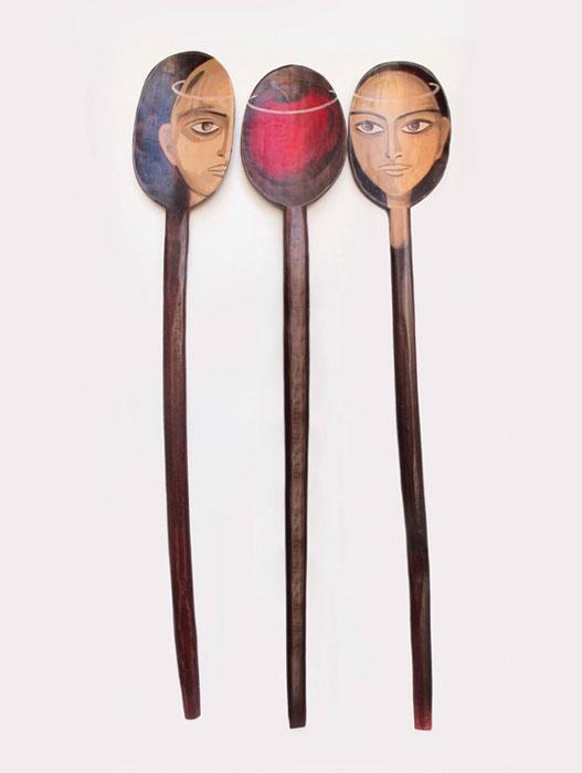 shirin galleryi forugh namayeshgah azar gallery 1 - گالری های هنری آذر ماه 98