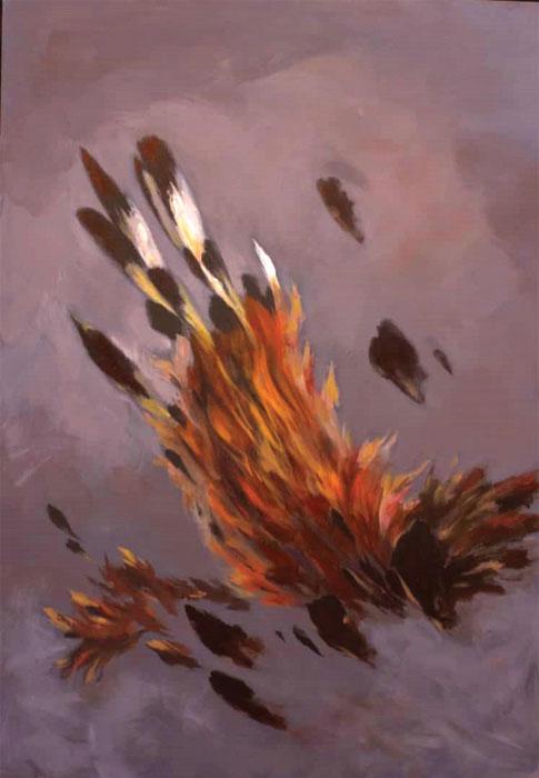 yusof poorvaghar galleryi namayeshgah azar gallery 1 - گالری های هنری آذر ماه 98