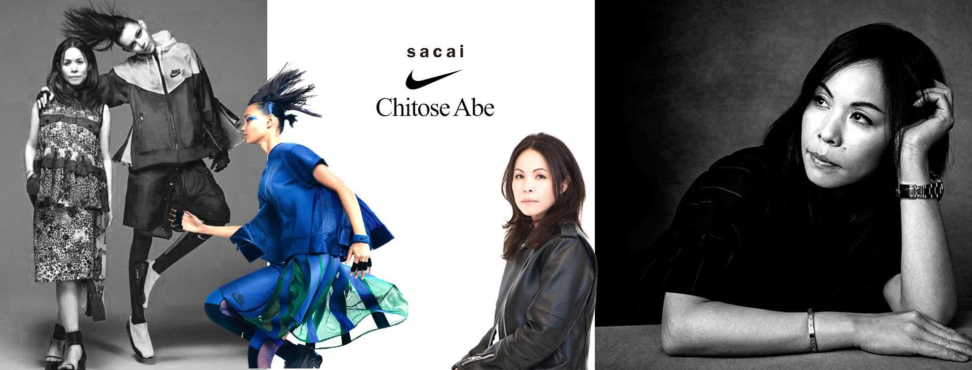 Chitose Abe 1 - زنان پیشگام در صنعت مد