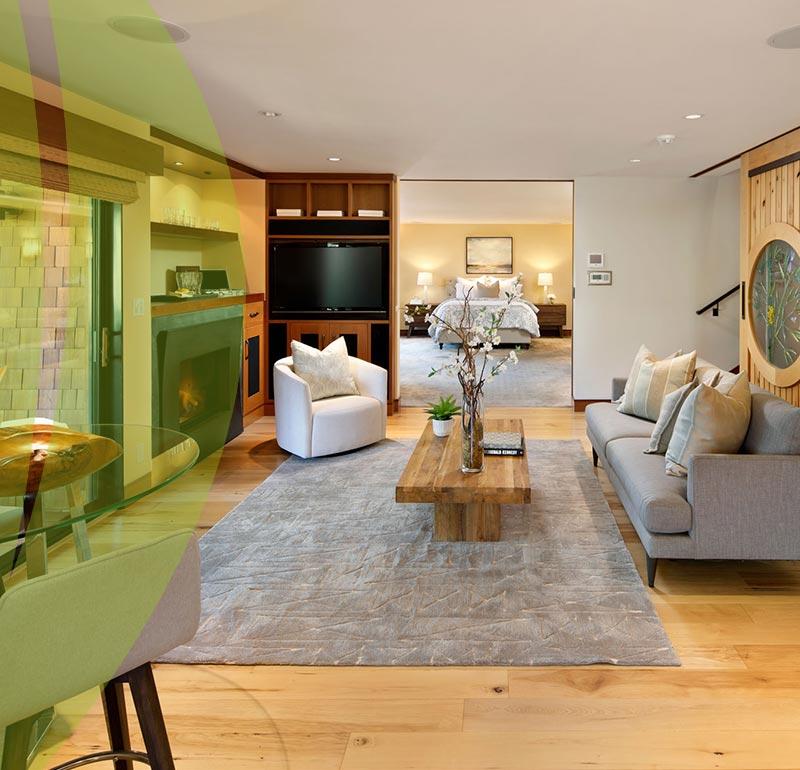 Environmentally Friendly interior design 2 - طراحی داخلی سازگار با محیط زیست