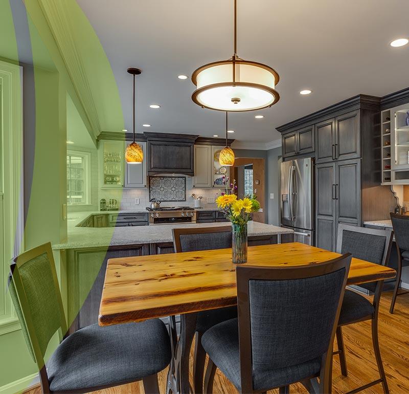 Environmentally Friendly interior design 6 - طراحی داخلی سازگار با محیط زیست