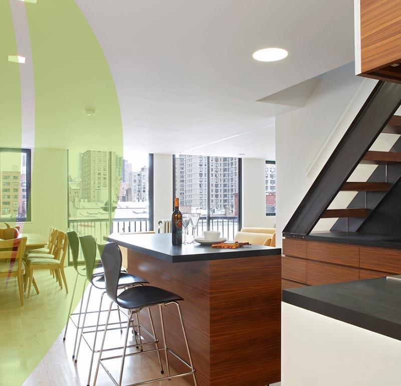Environmentally Friendly interior design 8 - طراحی داخلی سازگار با محیط زیست