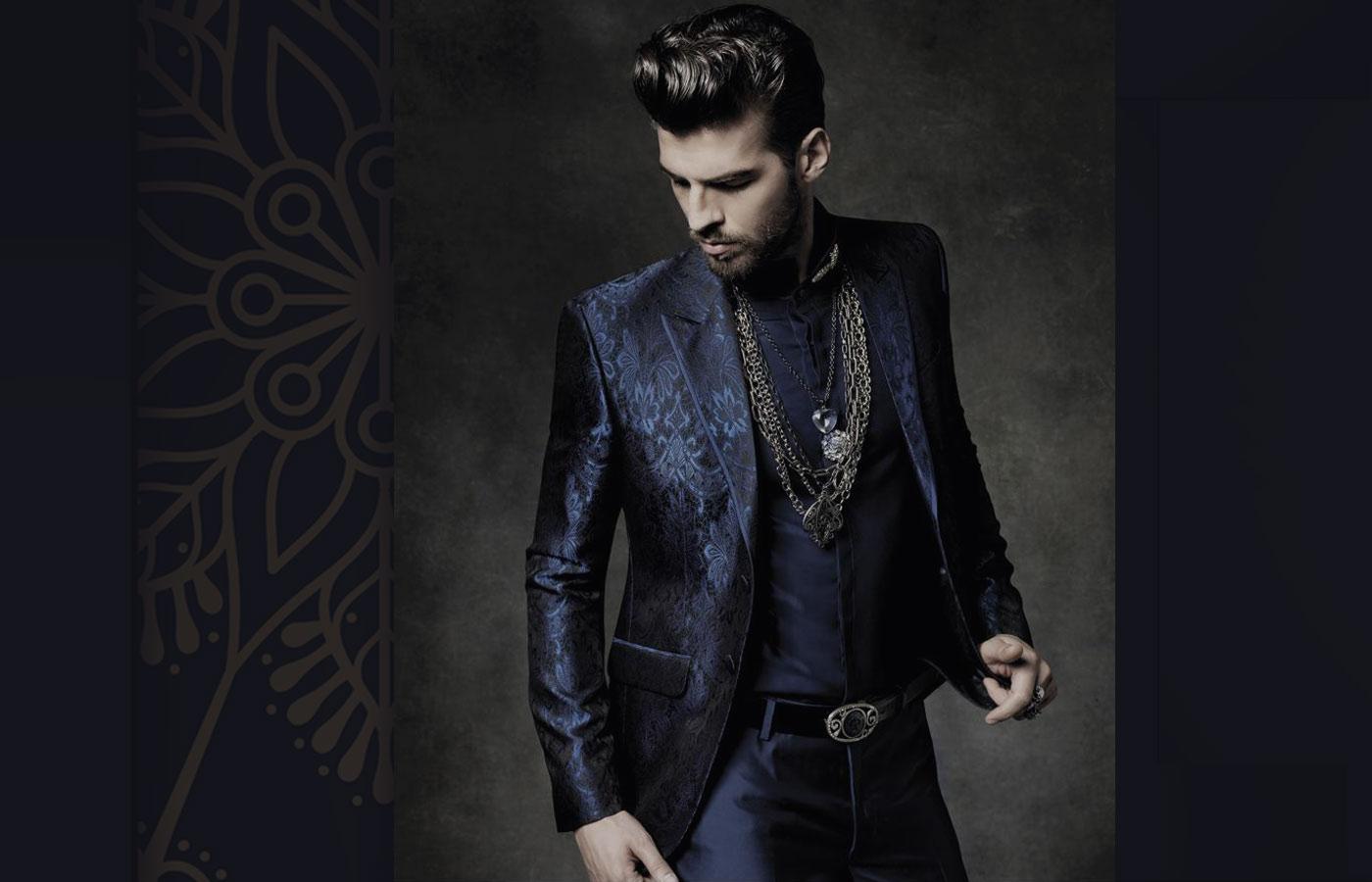 Gothic style for men 2 1 - استایل گوتیک مردانه