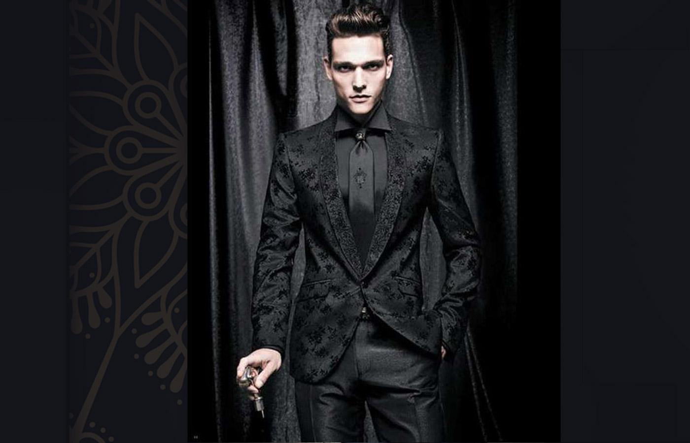 Gothic style for men 23 - استایل گوتیک مردانه