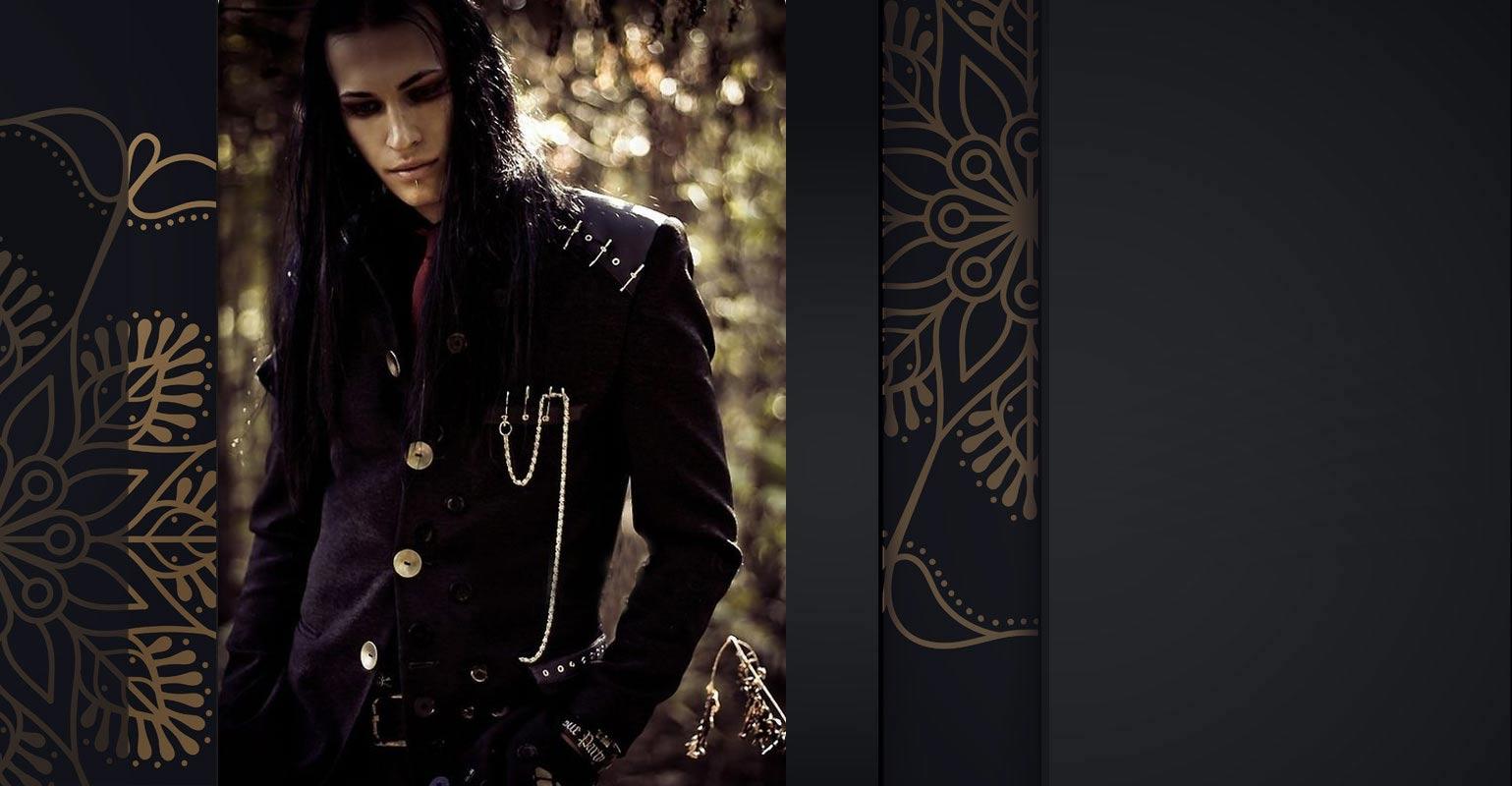Gothic style for men 69 - استایل گوتیک مردانه