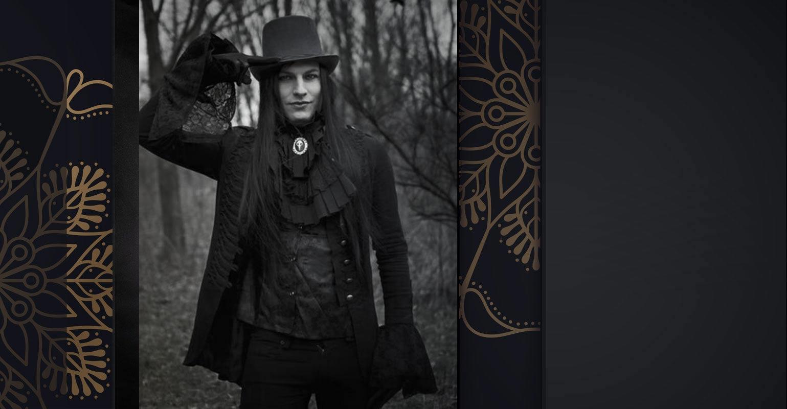 Gothic style for men 88 - استایل گوتیک مردانه