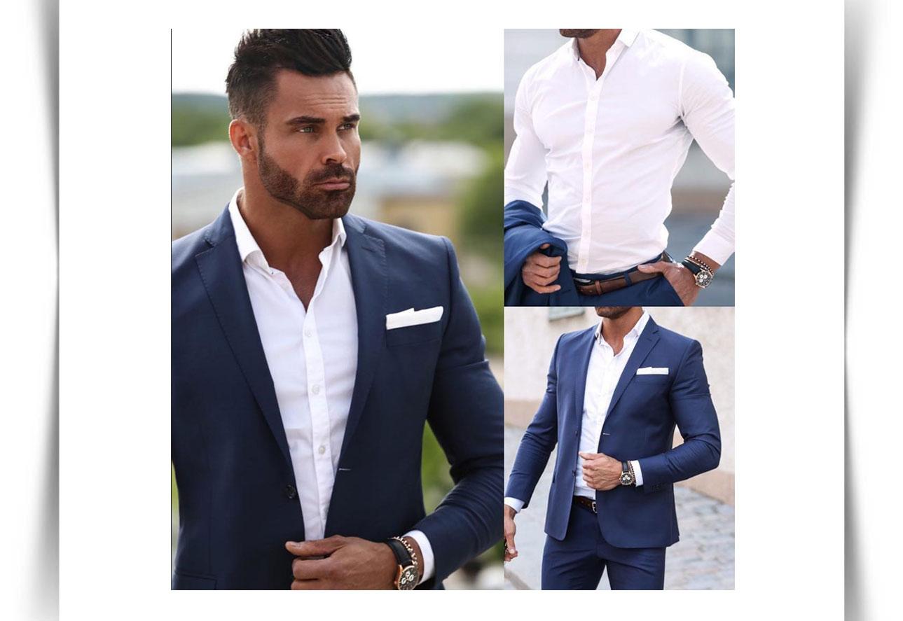 Mens Formal 21 - استایل فرمال مردانه