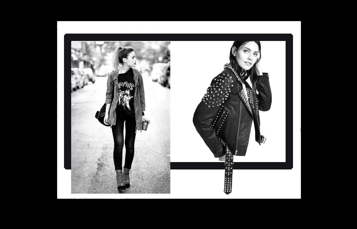 Punk Fashion Style 100 - استایل پانک زنانه