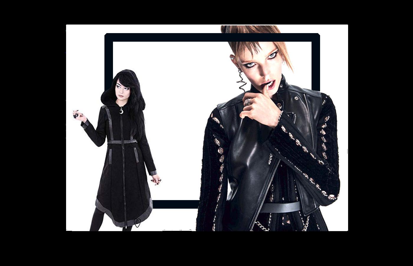 Punk Fashion Style 4 - استایل پانک زنانه