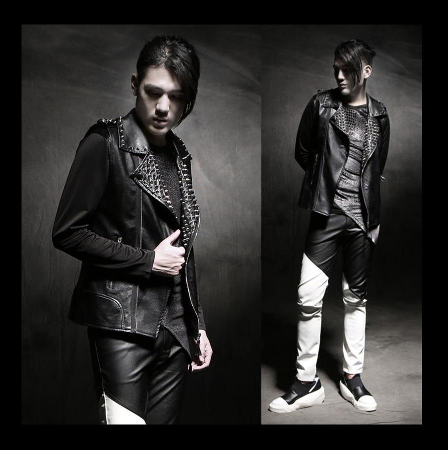 Punk Fashion Style 9 - استایل پانک مردانه Punk fashion