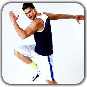 Style Male Gym 600 - معرق چرم