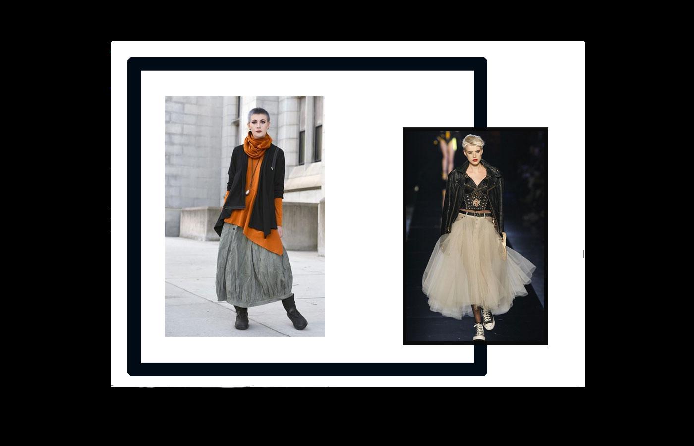 Turquoise   Feng Shui 40 - استایل پانک زنانه