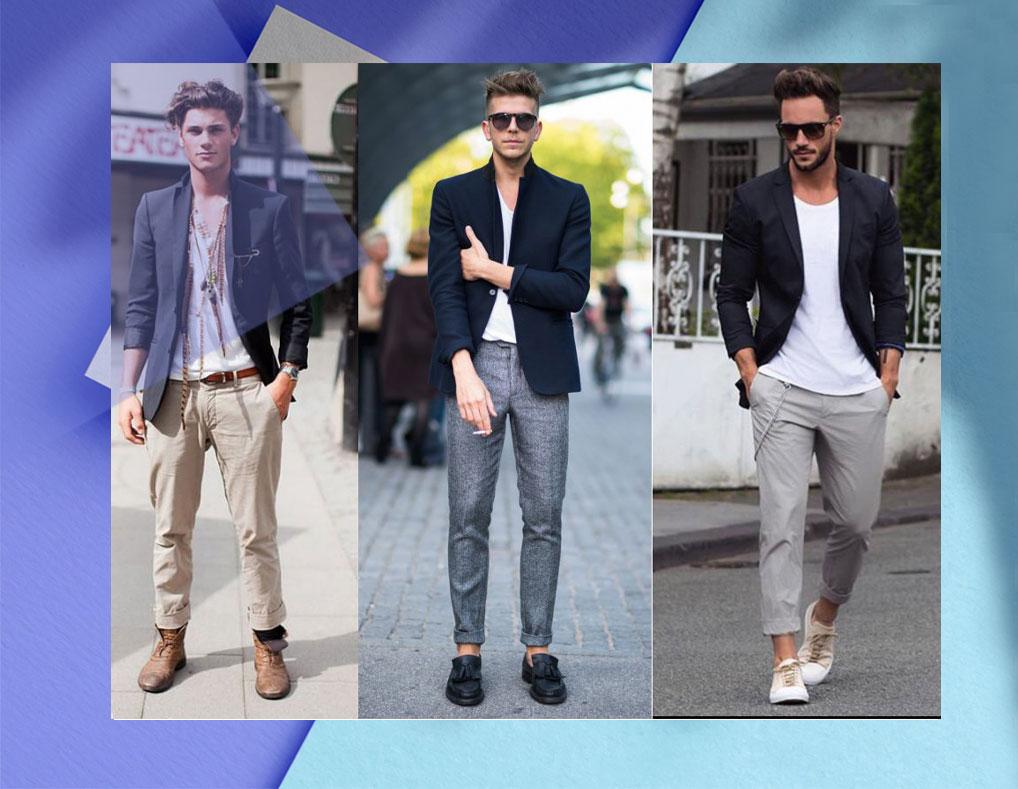 art men style a4 - استایل هنری مردانه