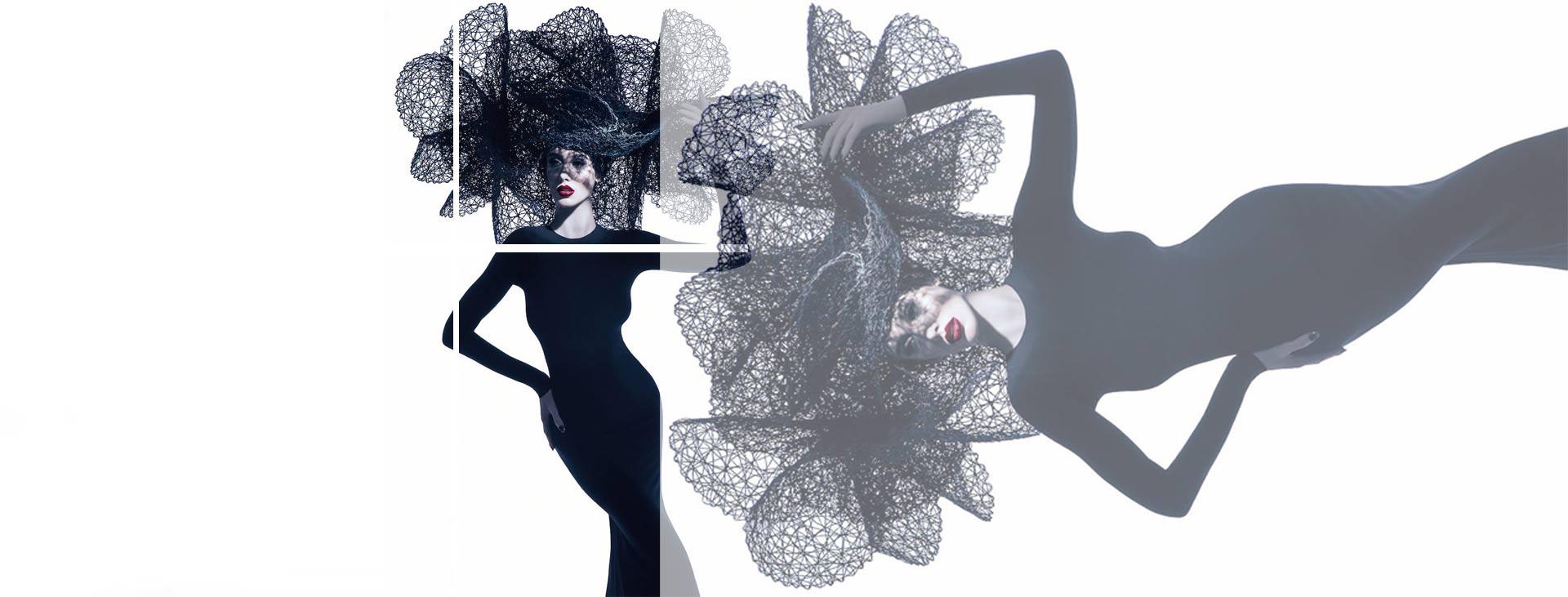 avant garde  women 10 - استایل آوانگارد زنانه