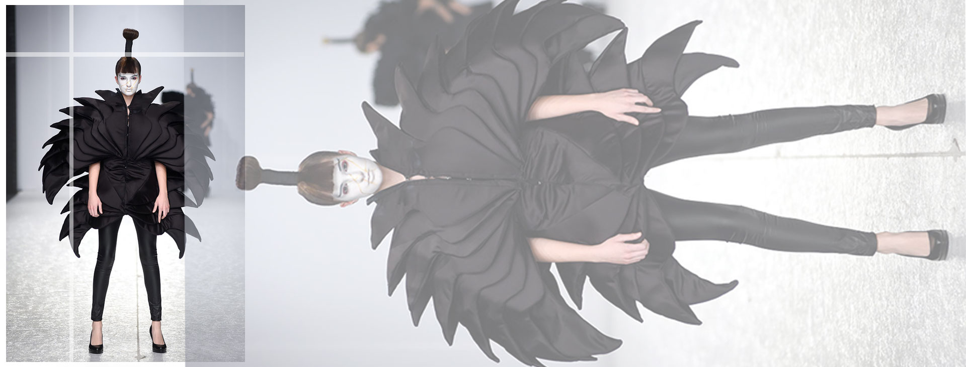 avant garde  women 12 - استایل آوانگارد زنانه