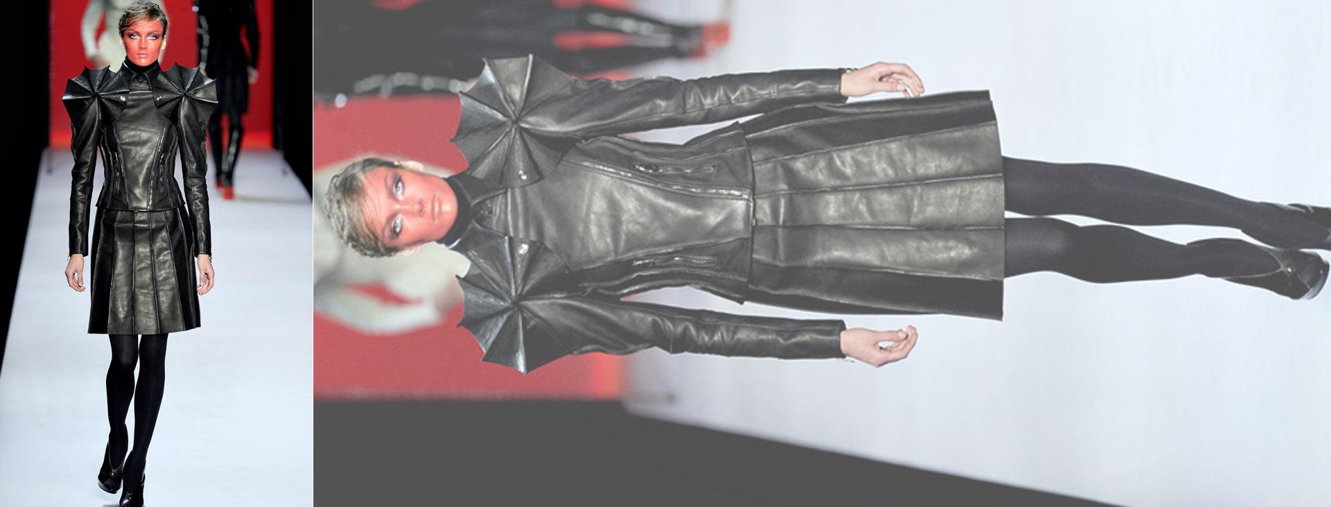 avant garde  women 21 - استایل آوانگارد زنانه