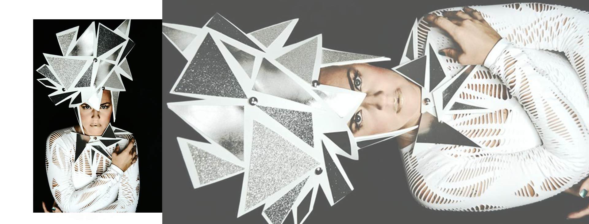 avant garde  women 9 - استایل آوانگارد زنانه