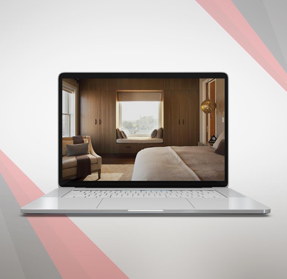 bedroom design 5 - طراحی اتاق خواب